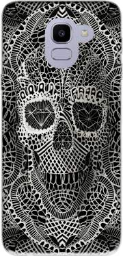 Lace Skull Case for Samsung Galaxy J6 2018