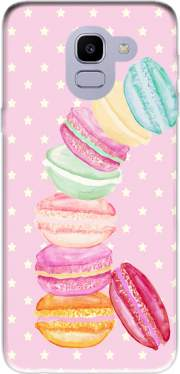 MACARONS Case for Samsung Galaxy J6 2018