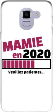 Mamie en 2020 Case for Samsung Galaxy J6 2018