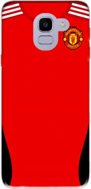 Manchester United Case for Samsung Galaxy J6 2018
