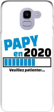 Papy en 2020 Case for Samsung Galaxy J6 2018