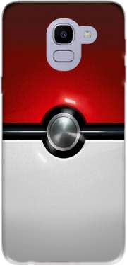 PokeBall Case for Samsung Galaxy J6 2018