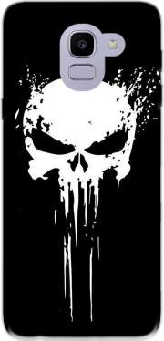 Punisher Skull Samsung Galaxy J6 2018 Case