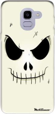 Skeleton Face Case for Samsung Galaxy J6 2018