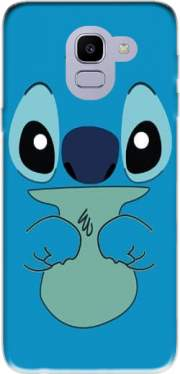 Stitch Face Case for Samsung Galaxy J6 2018