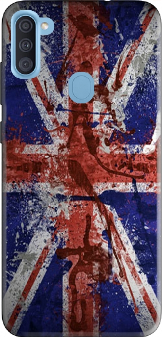 Case Samsung Galaxy A11 with pictures flag