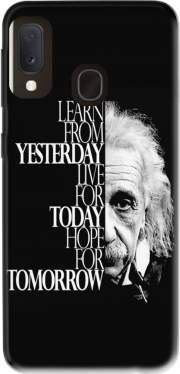 Albert Einstein for Samsung Galaxy A20E