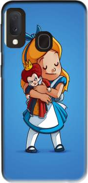 Alice Free Hugs Case for Samsung Galaxy A20E