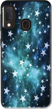 All Stars Mint Case for Samsung Galaxy A20E
