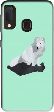 Arctic Fox Case for Samsung Galaxy A20E