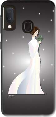 Aries - Princess Leia Case for Samsung Galaxy A20E
