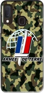 Armee de terre - French Army Case for Samsung Galaxy A20E