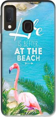 At the beach Case for Samsung Galaxy A20E
