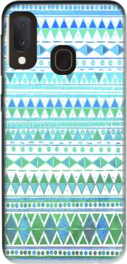 Aztec Aqua for Samsung Galaxy A20E