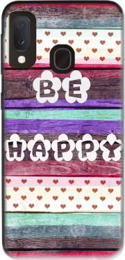 Be Happy Hippie Case for Samsung Galaxy A20E