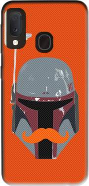 Boba Stache Case for Samsung Galaxy A20E