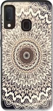 Boho Autumn Mandala Case for Samsung Galaxy A20E