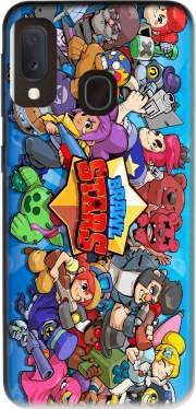 Brawl stars Case for Samsung Galaxy A20E