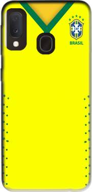 Brazil Selecao Home Case for Samsung Galaxy A20E