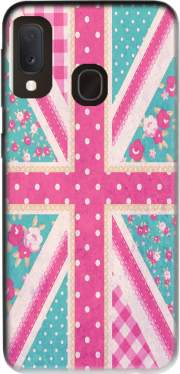 British Girls Flag Case for Samsung Galaxy A20E