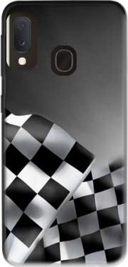 Checkered Flags Case for Samsung Galaxy A20E