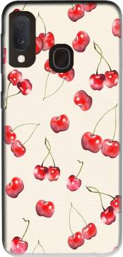 Cherry Pattern Case for Samsung Galaxy A20E