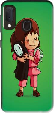 Chihiro Free Hugs Case for Samsung Galaxy A20E