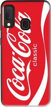 Coca Cola Rouge Classic for Samsung Galaxy A20E