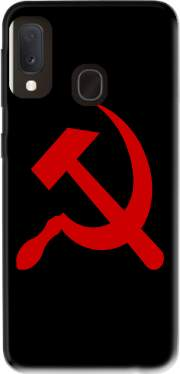 Communist sickle and hammer Case for Samsung Galaxy A20E