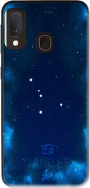 Constellations of the Zodiac: Cancer Case for Samsung Galaxy A20E