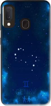 Constellations of the Zodiac: Gemini Case for Samsung Galaxy A20E