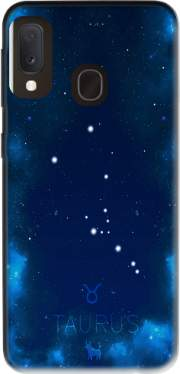 Constellations of the Zodiac: Taurus Samsung Galaxy A20E Case