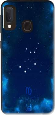 Constellations of the Zodiac: Virgo Samsung Galaxy A20E Case