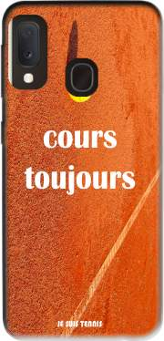 Cours Toujours Case for Samsung Galaxy A20E