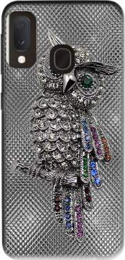 diamond owl Case for Samsung Galaxy A20E