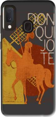 Don Quixote Case for Samsung Galaxy A20E
