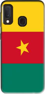 Flag of Cameroon Case for Samsung Galaxy A20E