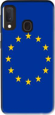 Europeen Flag Case for Samsung Galaxy A20E