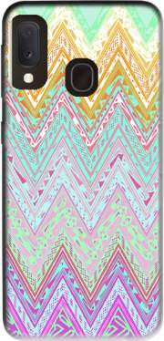 ETHNIC CHEVRON Case for Samsung Galaxy A20E