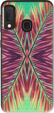 Ethnic palm Case for Samsung Galaxy A20E