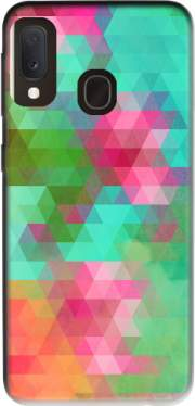 Exotic Triangles Case for Samsung Galaxy A20E