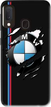 Fan Driver Bmw GriffeSport Case for Samsung Galaxy A20E