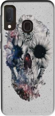Floral Skull 2 Case for Samsung Galaxy A20E
