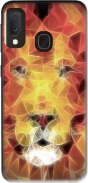 fractal lion Case for Samsung Galaxy A20E