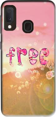 Free Case for Samsung Galaxy A20E