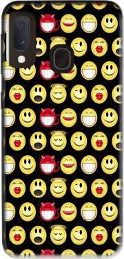 funny smileys Case for Samsung Galaxy A20E