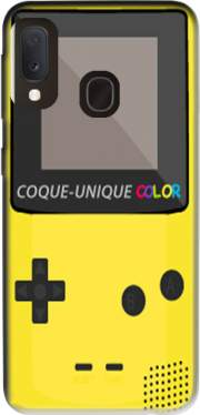 Gameboy Color Yellow Case for Samsung Galaxy A20E