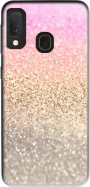 Gatsby Glitter Pink Case for Samsung Galaxy A20E