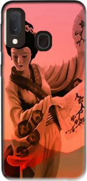 Geisha Honorable Case for Samsung Galaxy A20E
