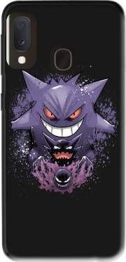 Gengar Evolution ectoplasma Case for Samsung Galaxy A20E